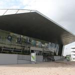 Obchodní a zábavní centrum s aquaparkem v Čestlicích